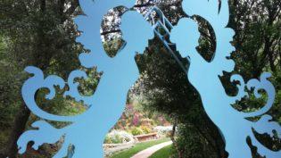 Είσοδος στον Κήπο των Αγγέλων