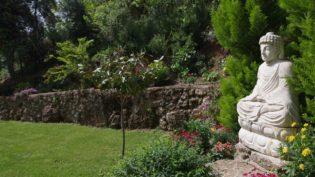 Ο κήπος διαλογισμού
