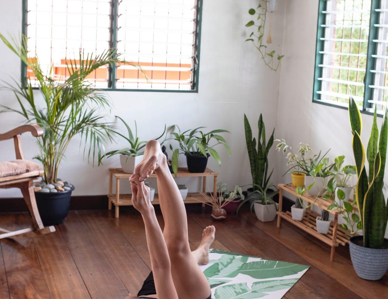 Η άσκηση ακόμα και μέσα στο σπίτι βελτιώνει την ψυχολογία μας 3