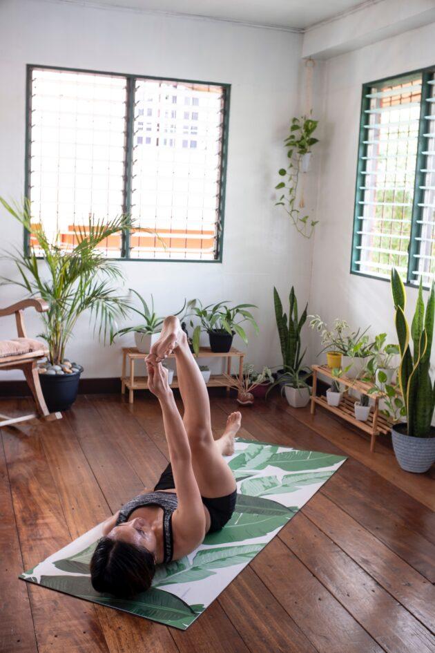 Η άσκηση ακόμα και μέσα στο σπίτι βελτιώνει την ψυχολογία μας 2