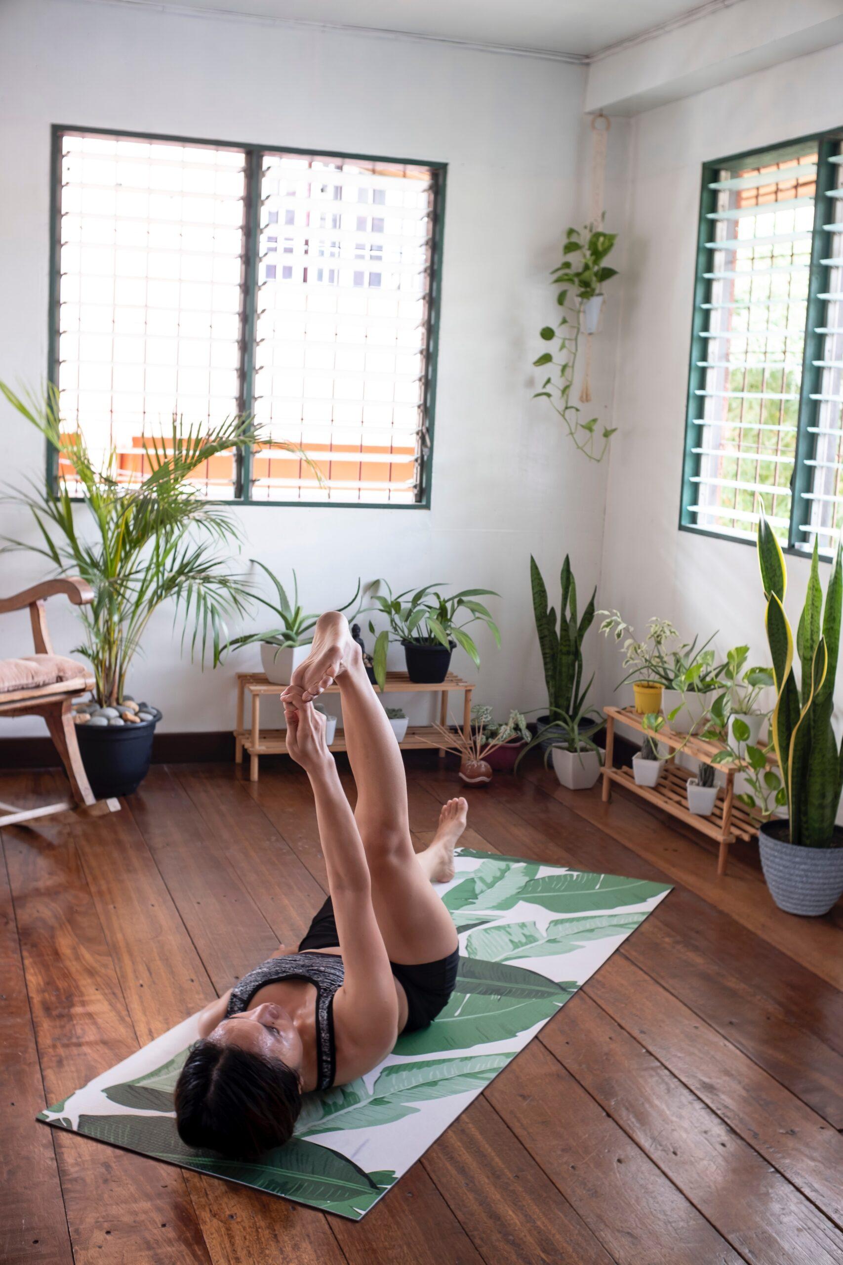 Η άσκηση ακόμα και μέσα στο σπίτι βελτιώνει την ψυχολογία μας 1