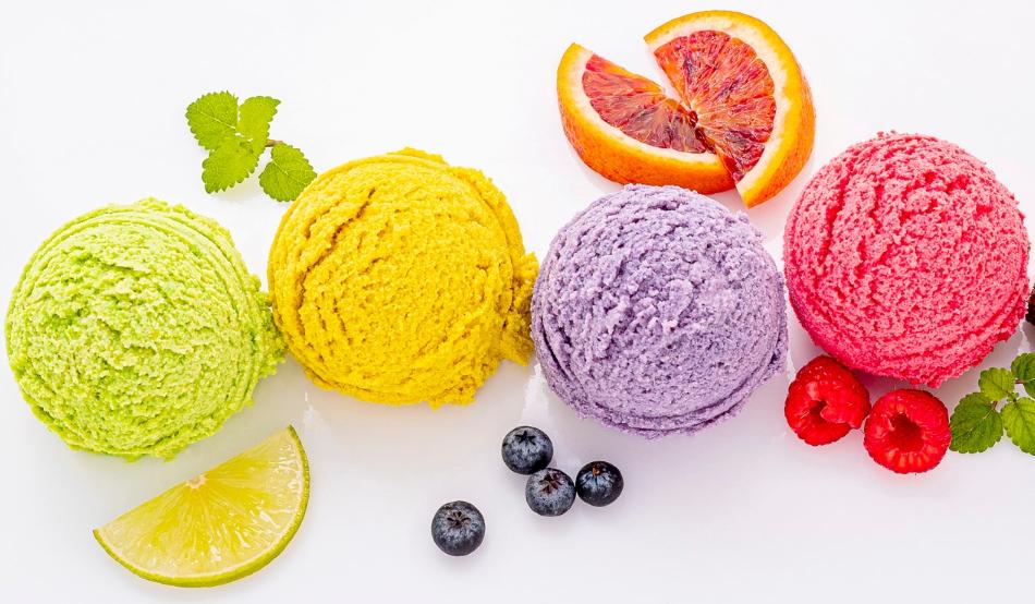 Παγωτό σορμπέ με φρέσκα φρούτα - Η απόλυτη καλοκαιρινή απόλαυση χωρίς ενοχές 1